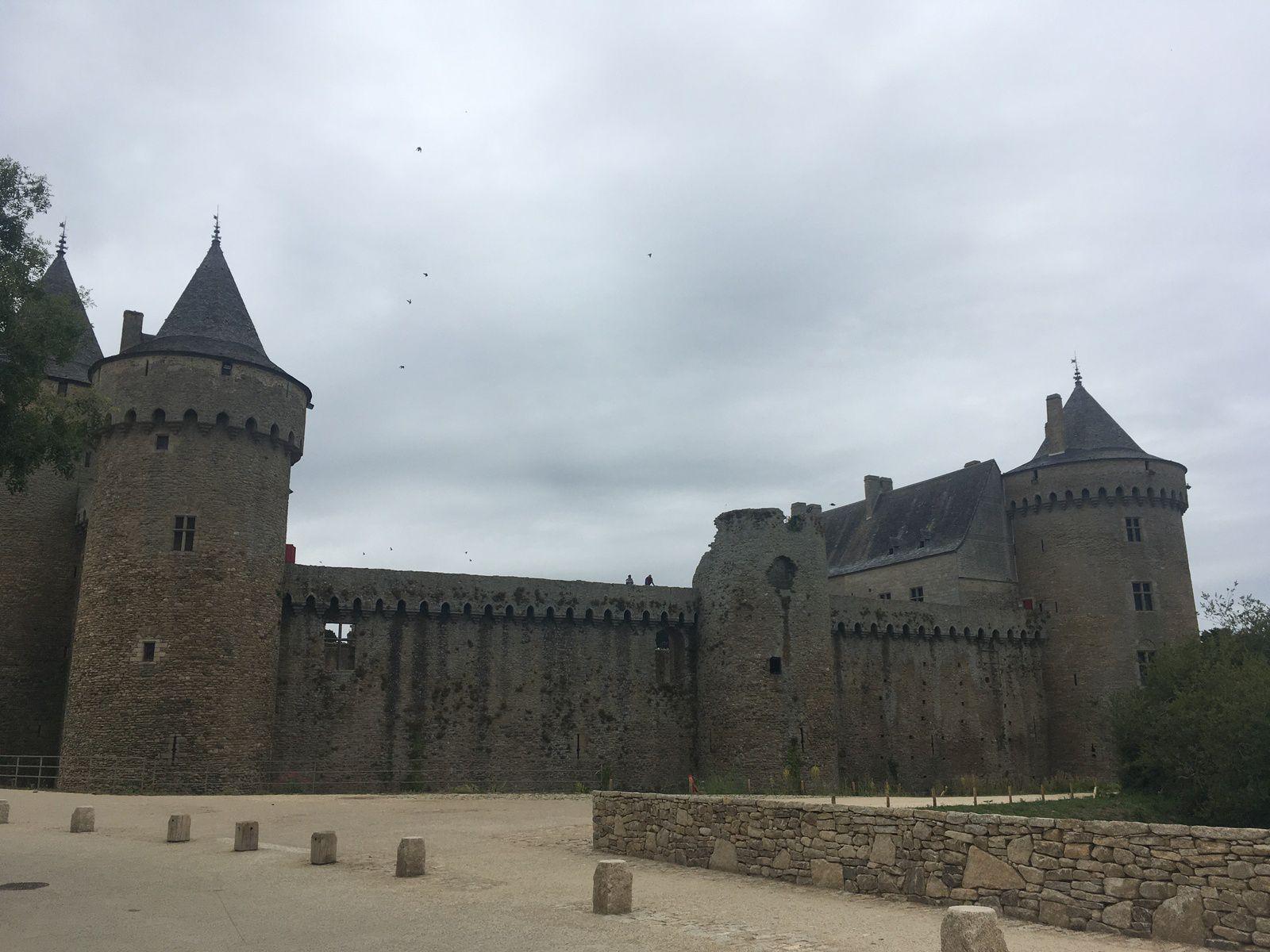 25 juin 2021 : Château de Suscinio (France)