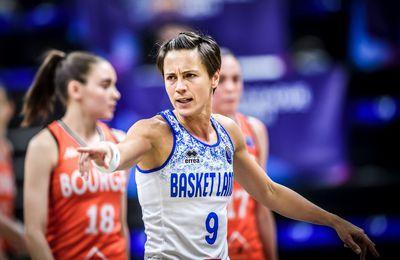 Le choc Basket Landes / Bourges sera à suivre en direct samedi sur la chaîne l'Equipe !