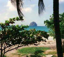 Voyage au bout des Antilles....la baignoire de Joséphine.