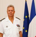 ITW SDBR du vice-amiral A. Coustilliere, Officier Général Cyberdéfense au MINARM