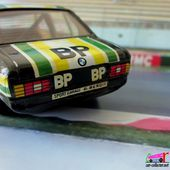 BMW 530i CIRCUIT DE PAU 1978 SOLIDO 1/43 - car-collector.net