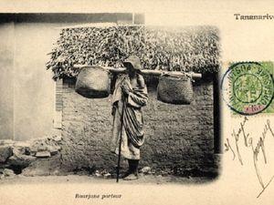Le filanjana, ancien moyen de transport des nobles malgaches