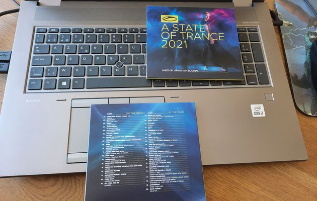 Arrivage Trance (ASOT)
