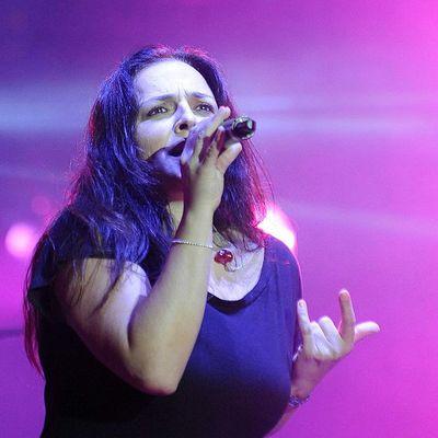 Maria Q - Chanteuse du groupe ARCHIVE