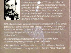 "Kim Newman ""Le Baron rouge sang""  (J'ai Lu - 1998)"