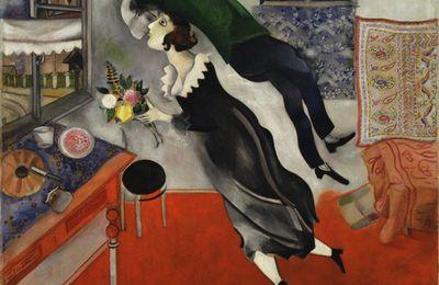 En prélude à l'exposition Chagall