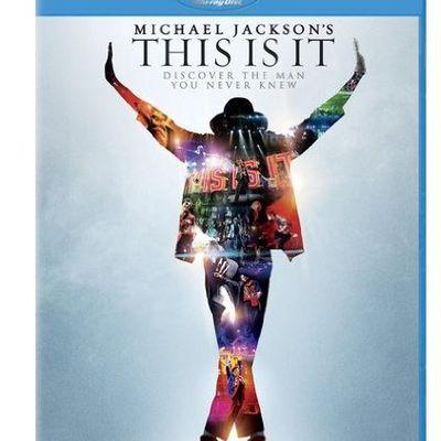"""[Concours - terminé] 10 BluRay de """"This is it"""" (Michael Jackson)"""