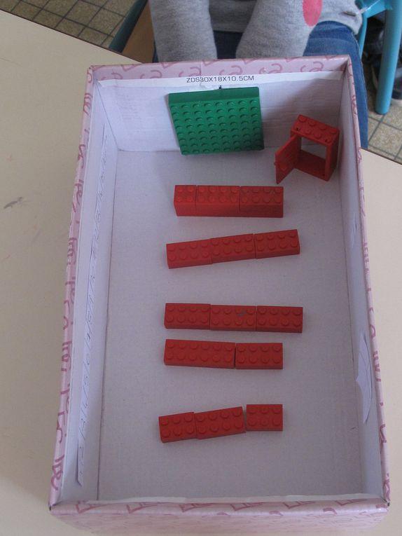 Maquettes de la classe de CP