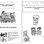 Clic Cahier de liaison n°7 (2017-2018)