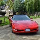 AG69 * Chevrolet Corvette C5 coupé '01 - Palais-de-la-Voiture.com