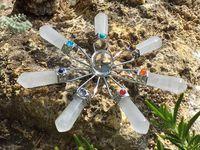 Générateur d'énergie en Cristal de Roche