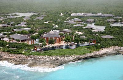 Hôtel AMANYARA - Turks and Caicos -
