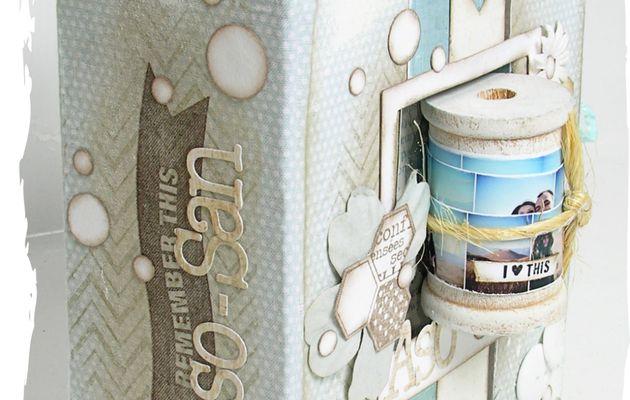 Nouveau Mini-Kit Atelier : Album tendance et pola