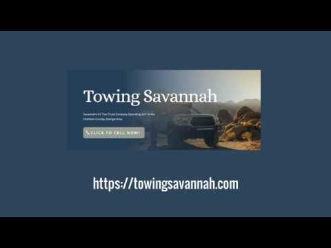 What You Should Know Before Requiring Flatbed Towing in Savannah, Georgia