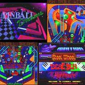 Pinball Dreams Amstrad CPC (Preview) by Batman Group