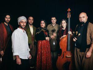 nishtiman, une rencontre inédite entre des musiciens venus des quatre coins du monde kurde
