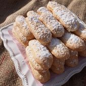 Biscuits cuillères - Ramène ta fraise