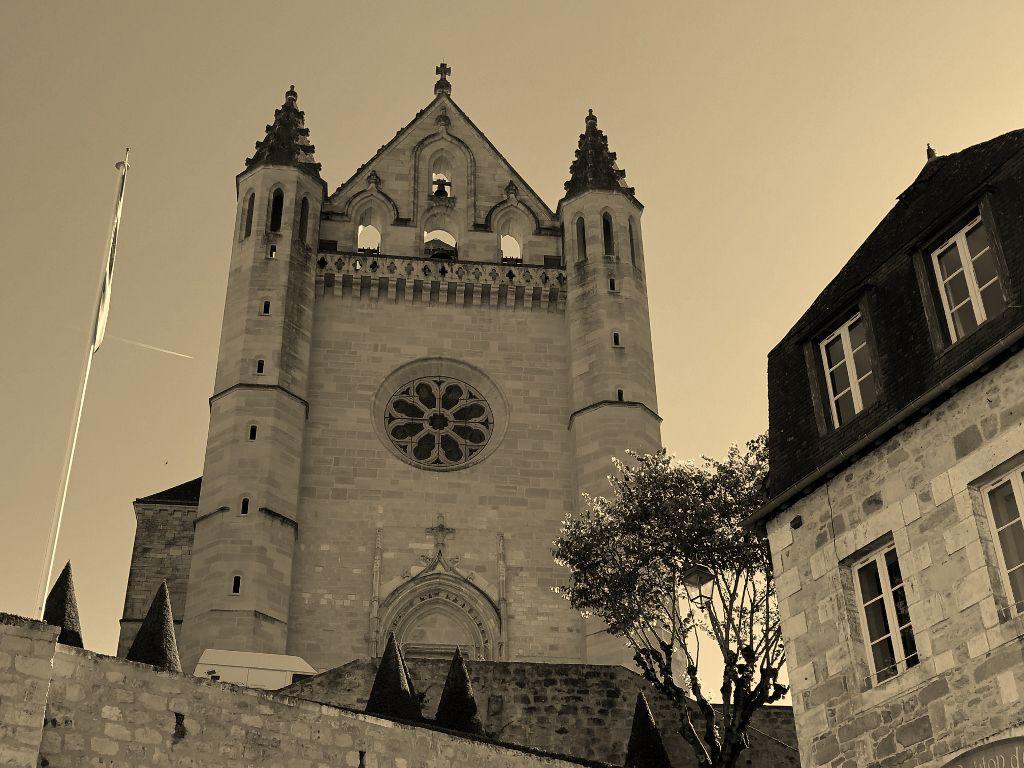 Eglise abbatiale Saint Sour Terrasson