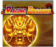 machine a sous mobile Raging Dragons logiciel iSoftBet