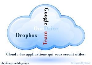 cloud : choisissez votre application