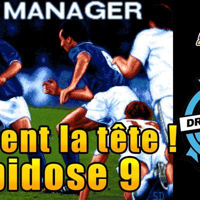 The Manager fr / Amiga / Gameplay / Olympique de Marseille / Episode 9