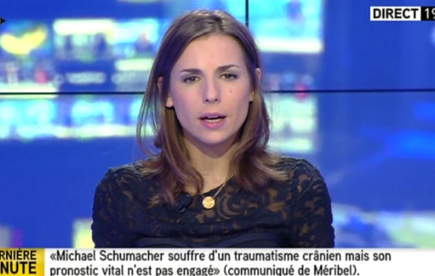 2013 12 29 - 19H00 - ALICE DARFEUILLE - ITELE - INTEGRALE WEEK-END