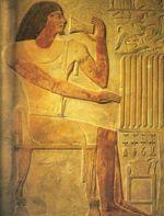 Un Grand Buveur Ptah-Hotep!