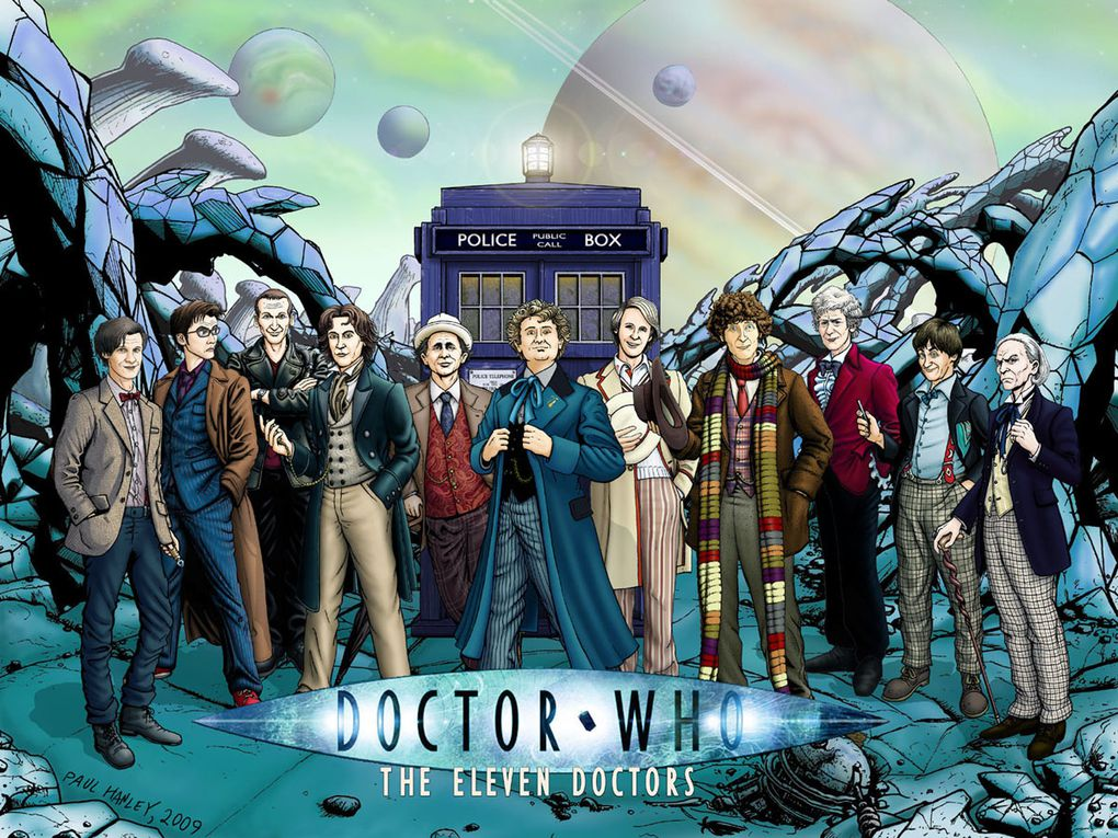 Album - DOCTOR-WHO