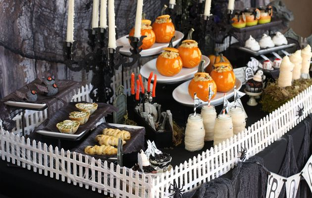 Halloween Fashion Themed Party Ideas
