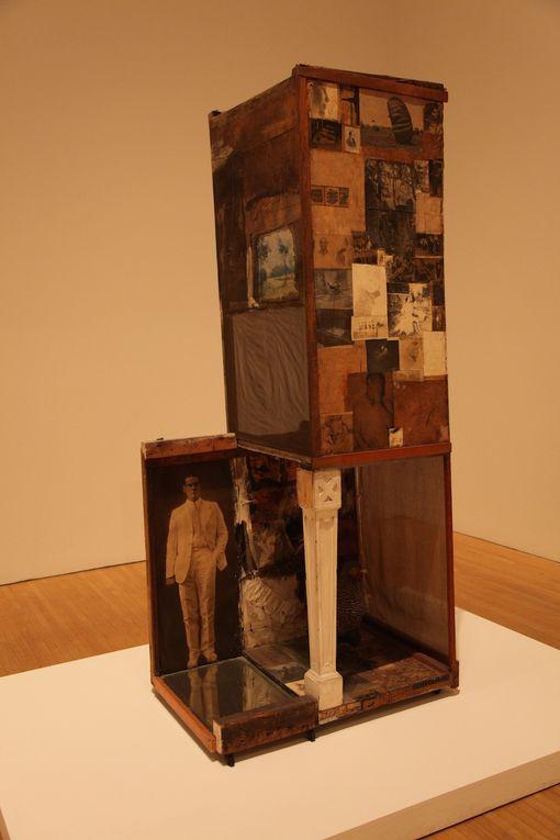 Dans l'ordre, Giacometti, Rothko, Pollock, Rauschenberg, Basquiat..