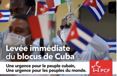 Cuba solidarité. Par José Fort