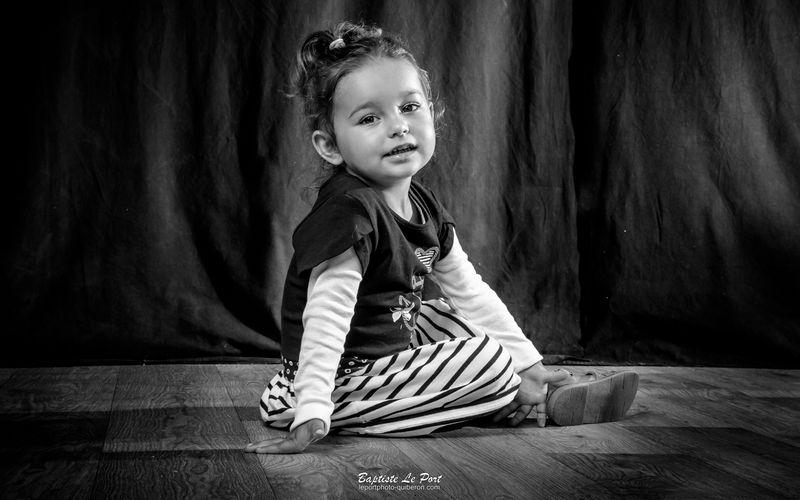 13 Août - Portrait studio de la jolie Lyana