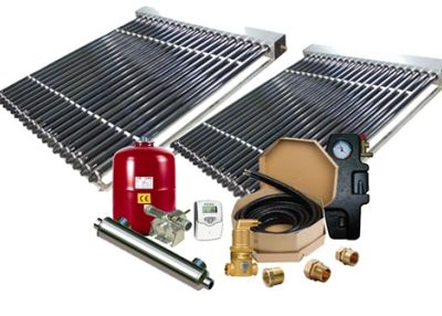 What Do You Know About Residential Solar Water Heaters?