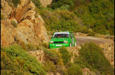 54ème Tour de Corse - IRC