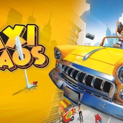 [Test] Taxi Chaos