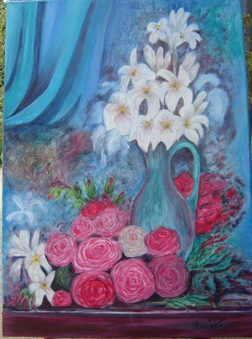 Artiste depuis toujours,je profite enfin de ma retraite bien méritée pour me livrer à ma passion, la peinture. Quel bonheur de vous la faire partager !!!
