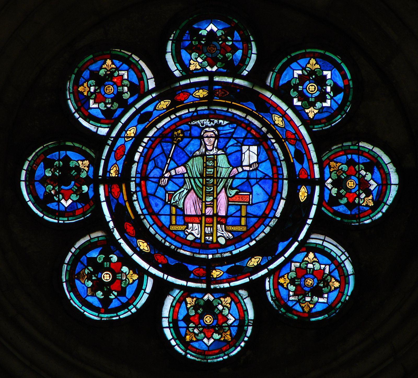 La Sagesse éternelle à Paris et à Laon