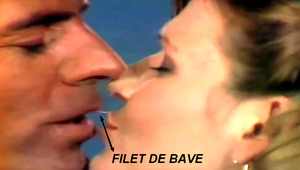JULIO IGLESIAS ET SON FILET DE BAVE