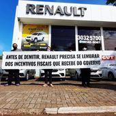 Justiça do Trabalho determina reintegração dos 747 demitidos pela Renault