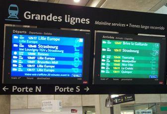 POLT : Plus de TGV Brive-Lille à partir d'avril prochain