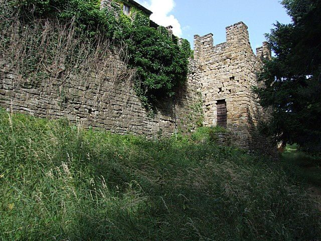 Diaporama château de ROMENA - Pratovecchio