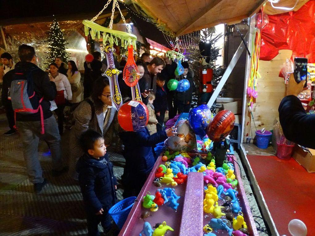 Fête et marché de Noël aux Tuileries