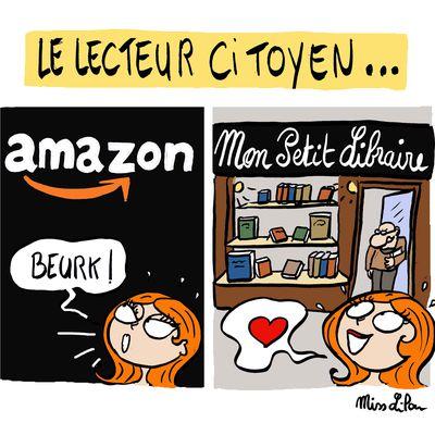 Le petit libraire...