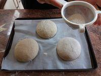 Petits pains de seigle