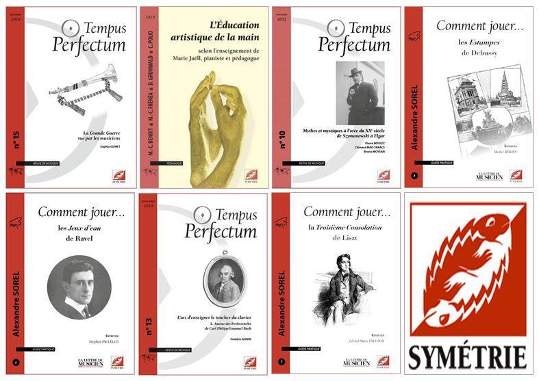 Un libraire, une maison : les éditions Symétrie ! #3
