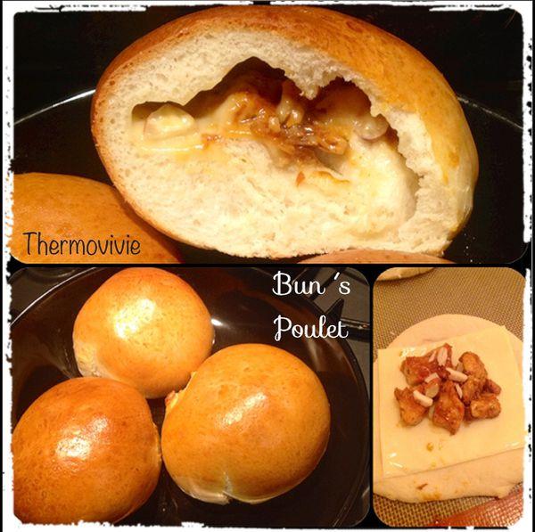 Bun's le petit pain qui aide à vider son frigo