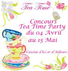 Participations (de No 98 a 117) au Concours 'Tea Time Party'