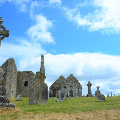 Clonmacnoise et Galway - Irish Road Trip
