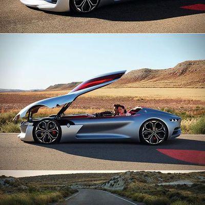 Concept car : Renault concept