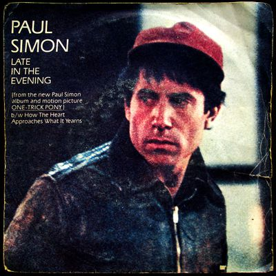 Paul Simon - Late in the evening - 1980